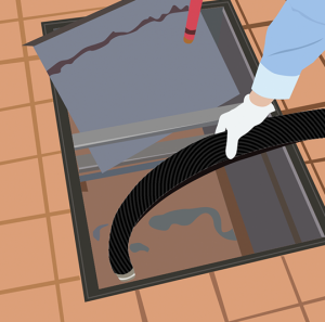 Signs it is time for a Grease Trap Cleaning
