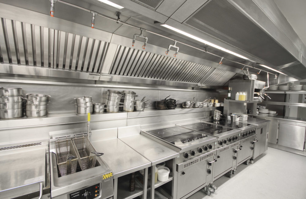 Secrets To Keeping Commercial Grease Traps Kitchen Hoods Spotless