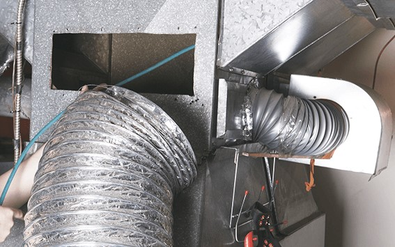 Easy DIY Air Duct Cleaning For Building